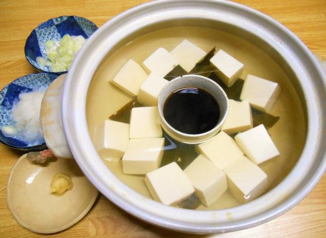 杉浦日向子さんの雪見と湯豆腐の話。
