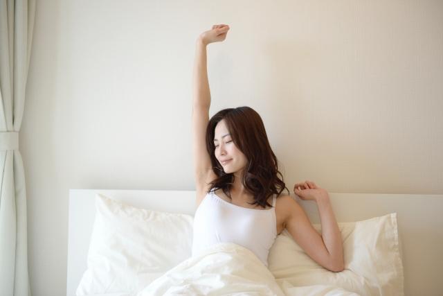 寝る前の読書で熟睡ライフ