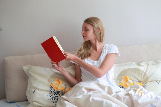 寝る前におすすめの本10選