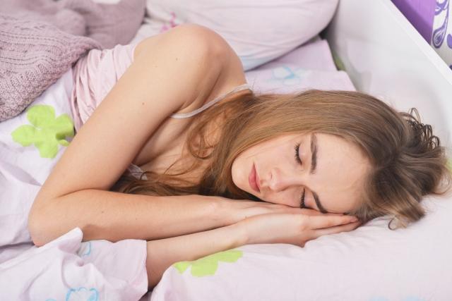 睡眠を楽しむ