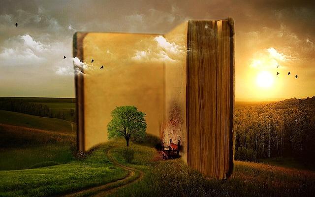 本で世界が広がる
