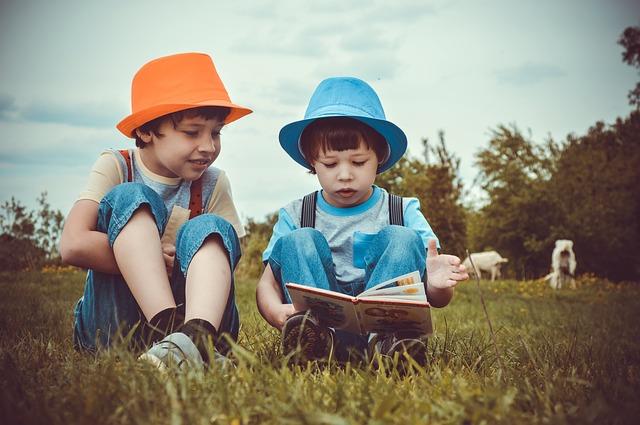 子供と読書