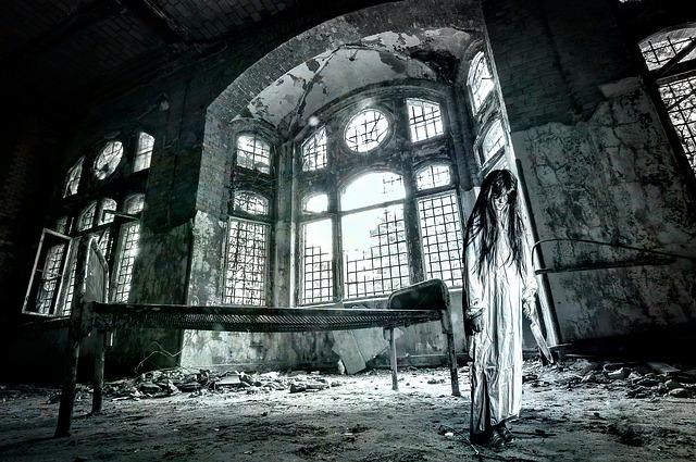 廃屋の怪奇現象
